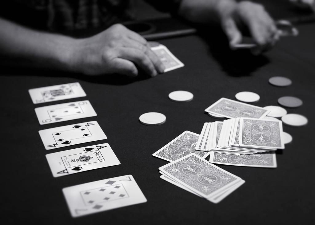 10 Langkah Mudah Bermain Poker Online