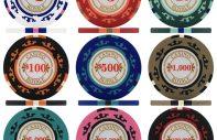 The Color Of Poker Cash - Poker Online Uang Lucu