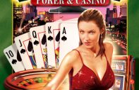 Set Keripik Texas Hold'em Asli